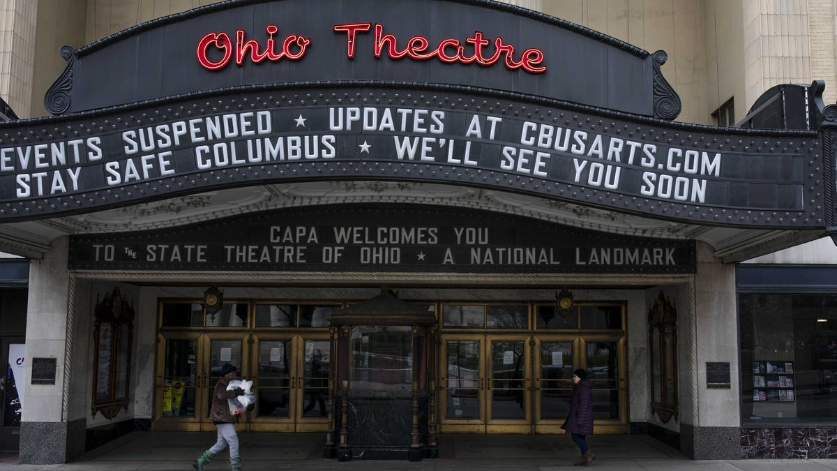 Central Ohio arts and entertainment scene laments 2020 as 'lost' year
