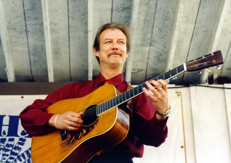 Tony Rice, A Giant Of The Acoustic Guitar, Dead At 69