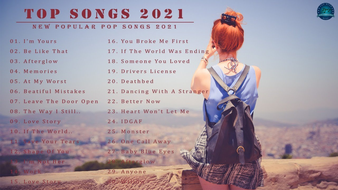 2021 New Songs ( Latest English Songs 2021 ) 🍏 Pop Music 2021 New  Song 🍏 English Song, Chill Song