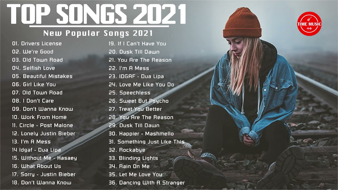 New Song 2021 - Best Pop Music 2021 - Top Pop Hits Hotlist 2021- Latest Song 2021