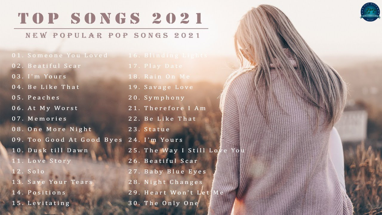 Pop Music 2021 ( 2021 New Song ) 🥑 Pop Hits 2021 New English  Song 🥑  Best English Songs 2021