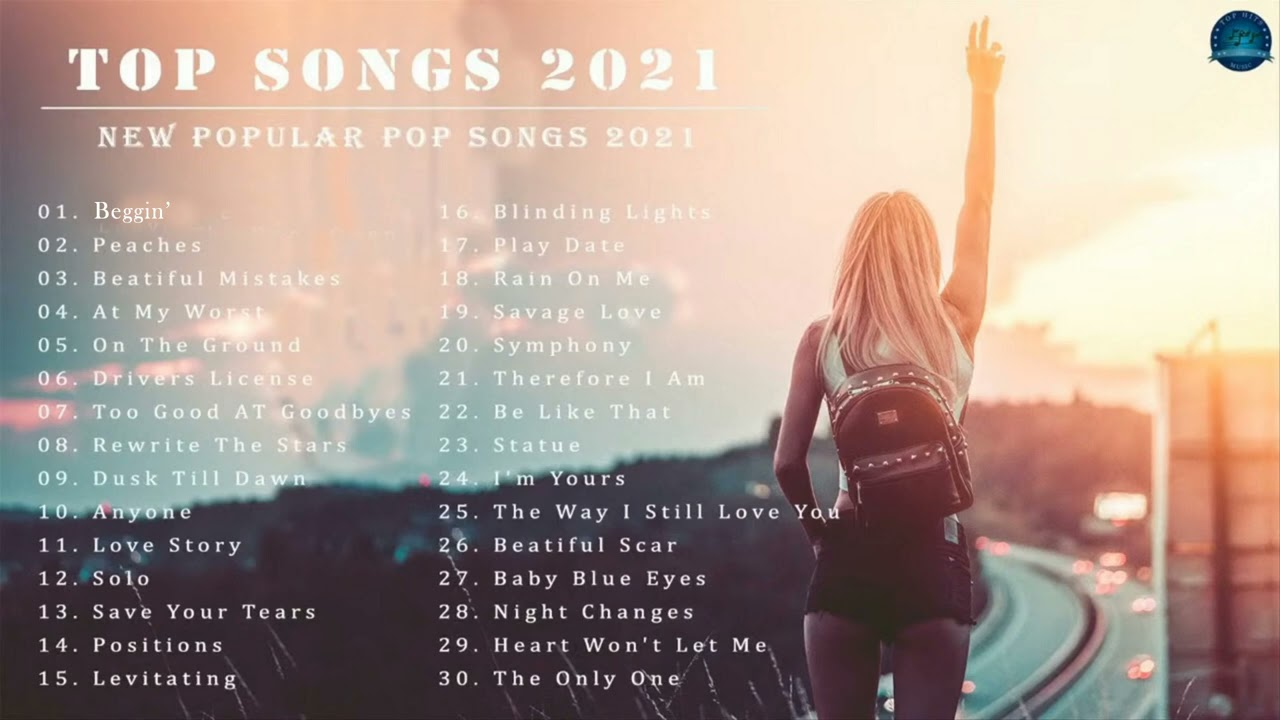 Pop Music 2021 (New  Song 2021 ) 🍏 2021 New Songs ( Latest English Songs 2021 ) 🍏  English Song 2021