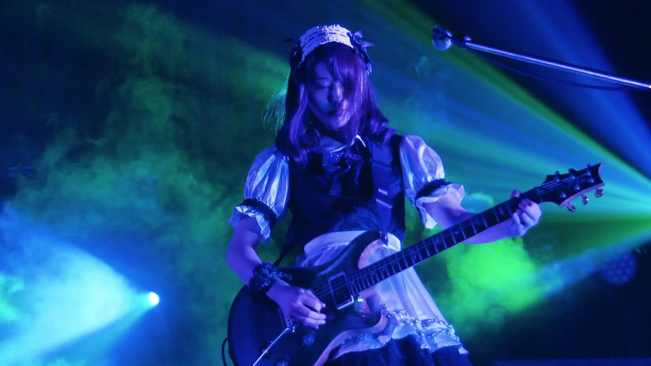 BAND-MAID / onset (Official Live Video)