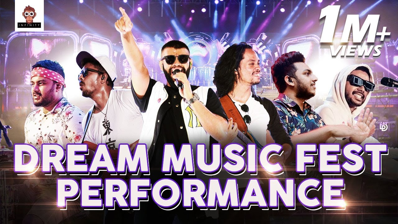 Infinity Live Performance at Dream Music Fest 2020