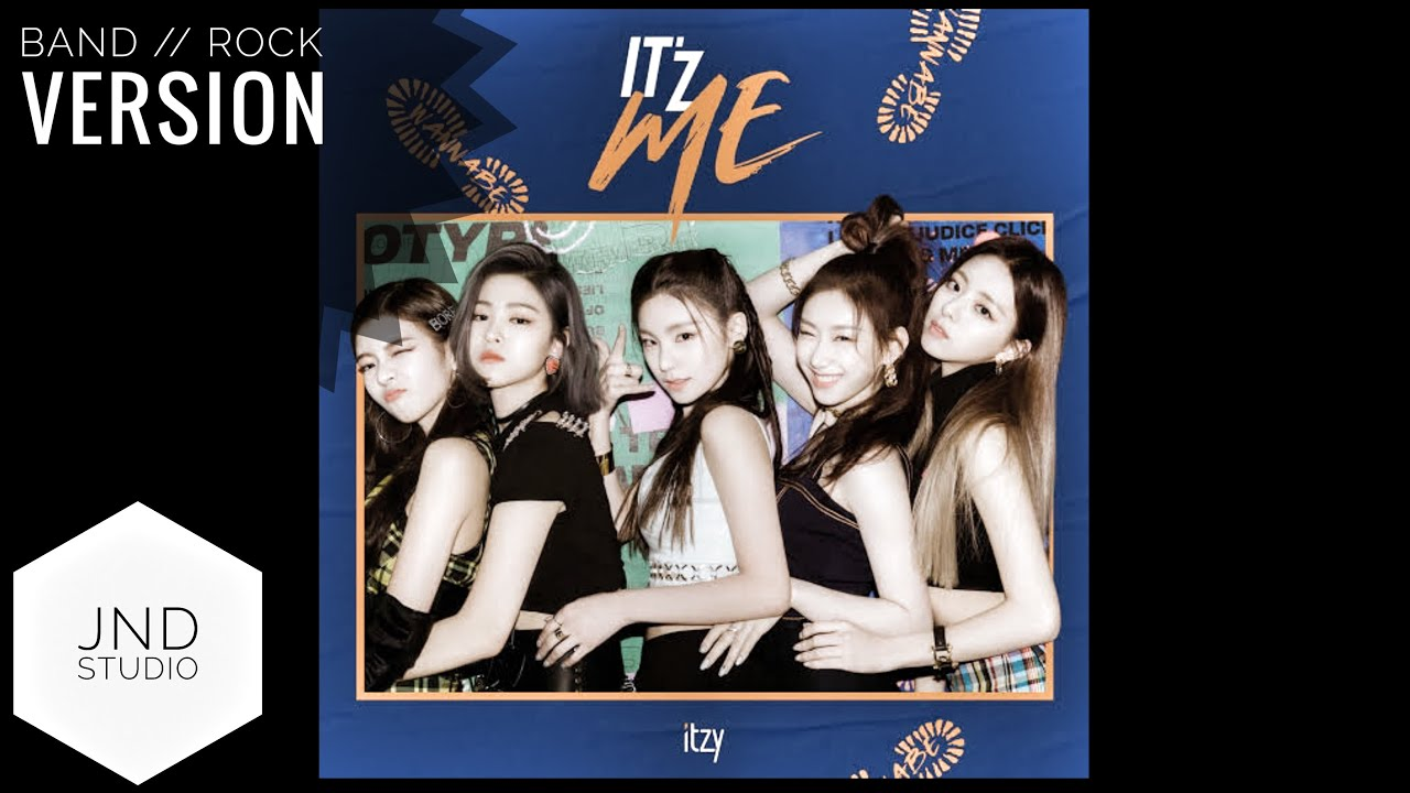 WANNABE - ITZY, but with a live band [Concert Studio Concept]